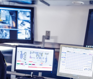 Digital Video Walls Empower Agencies with Real-Time Information